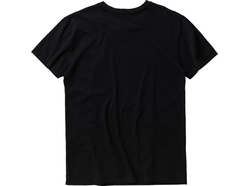 GRAPHIC T-SHIRT BLACK/WHITE 5 BK
