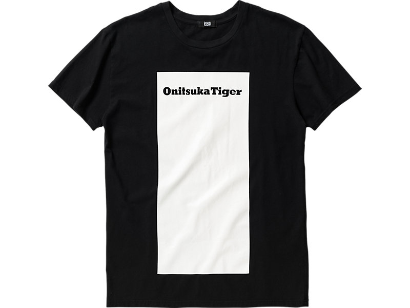 GRAPHIC T-SHIRT BLACK/WHITE 1 FT