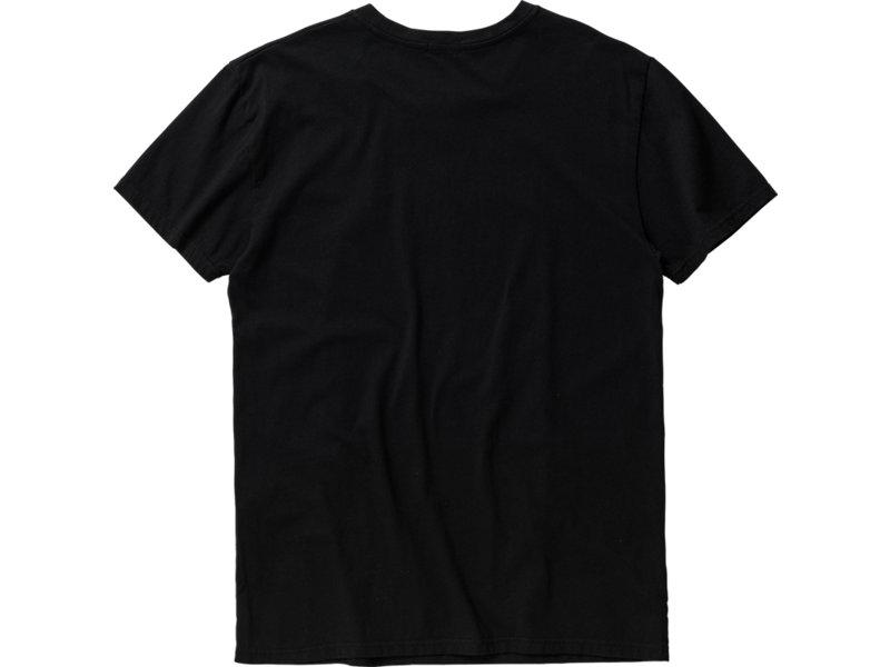 GRAPHIC T-SHIRT BLACK/BLACK 5 BK