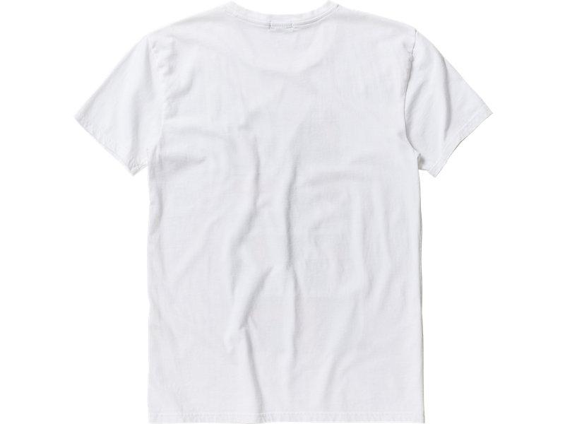 GRAPHIC T-SHIRT WHITE/WHITE 5 BK
