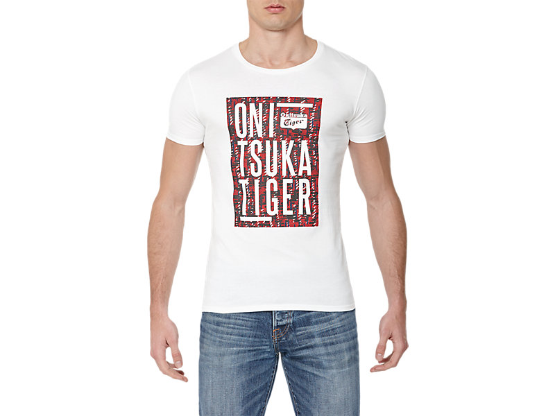GRAPHIC T-SHIRT RED 1 FT