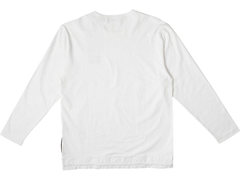 LONG SLEEVE T-SHIRT WHITE/ WHITE 5 BK