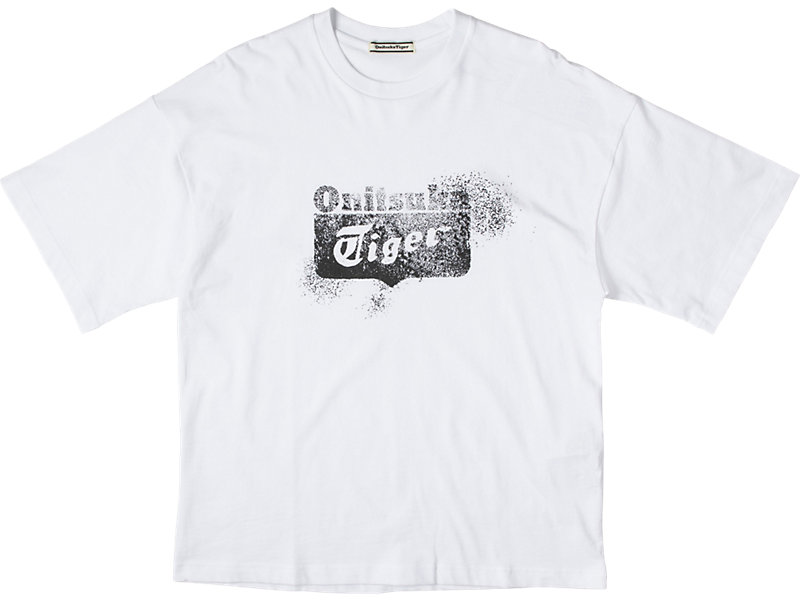 GRAPHIC T-SHIRT WHITE 1 FT