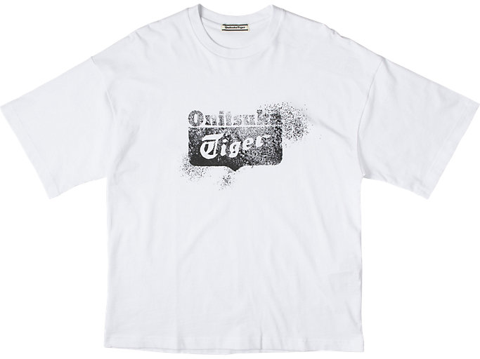 GRAPHIC T-SHIRT, WHITE