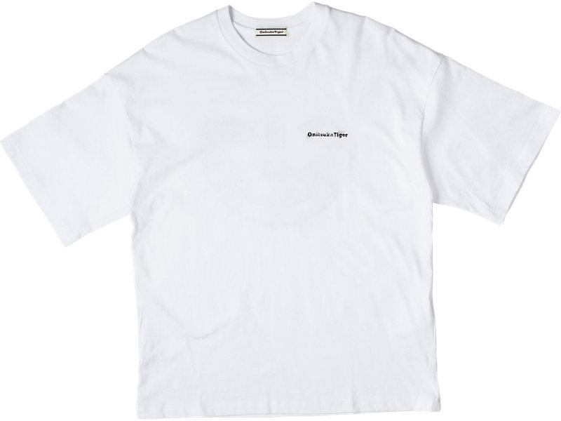 GRAPHIC T-SHIRT WHITE 1 FT