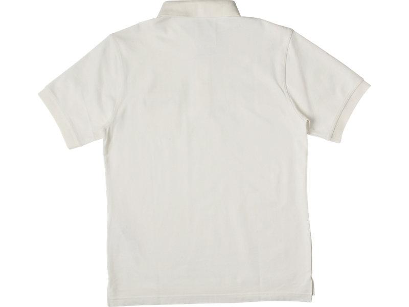 POLO SHIRT WHITE 5 BK