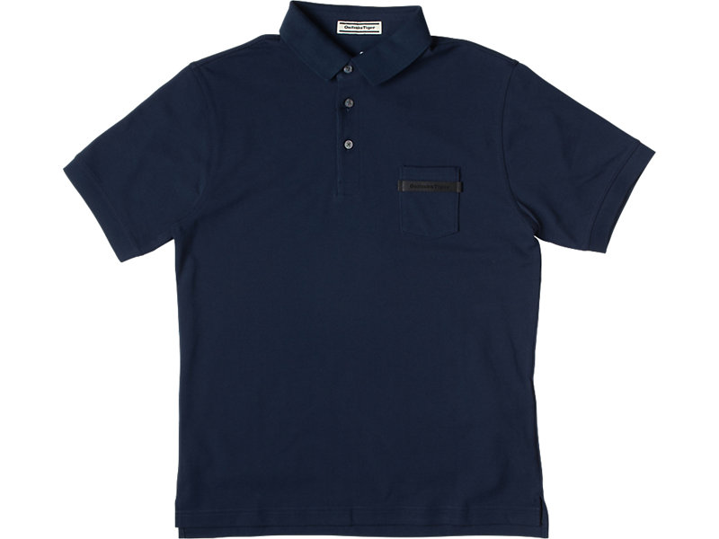 POLO SHIRT NAVY 1 FT
