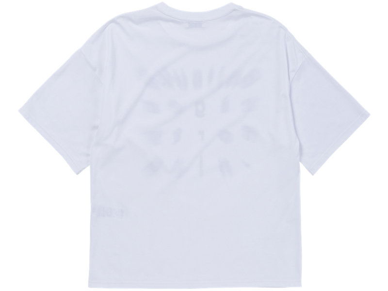 GRAPHIC T-SHIRT WHITE/ BLACK 5 BK