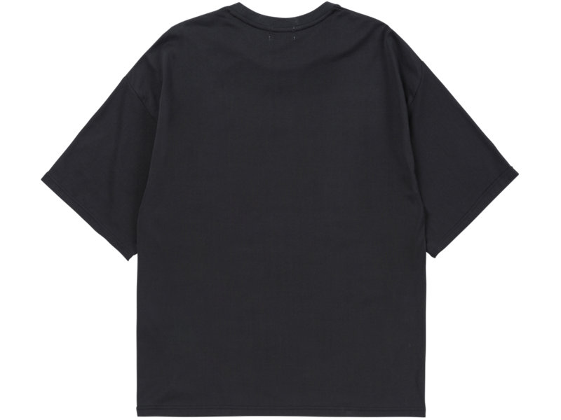 GRAPHIC T-SHIRT BLACK/ BLUE 5 BK