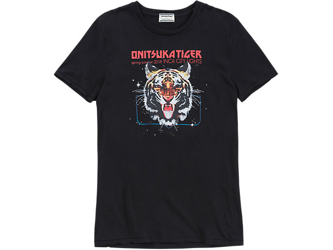 GRAPHIC T-SHIRT, BLACK/RED