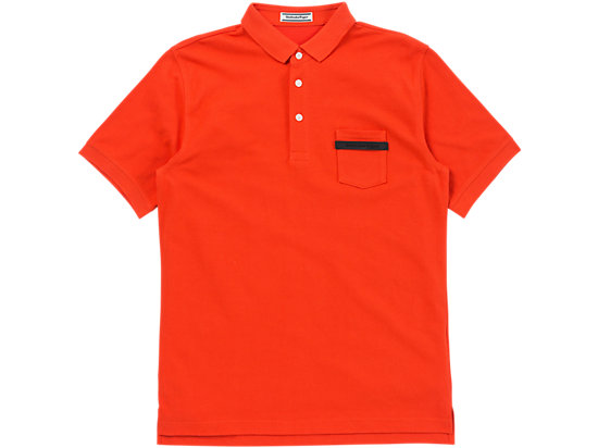 POLO SHIRT, ORANGE