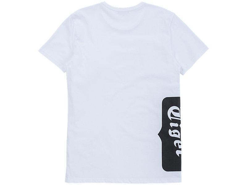 GRAPHIC T-SHIRT WHITE/ BLACK 5 BK