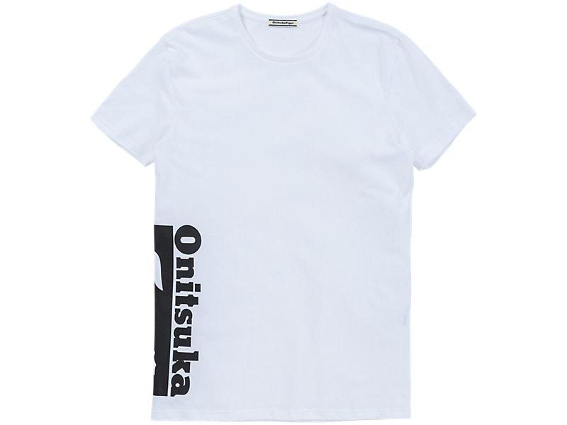 GRAPHIC T-SHIRT WHITE/ BLACK 1 FT