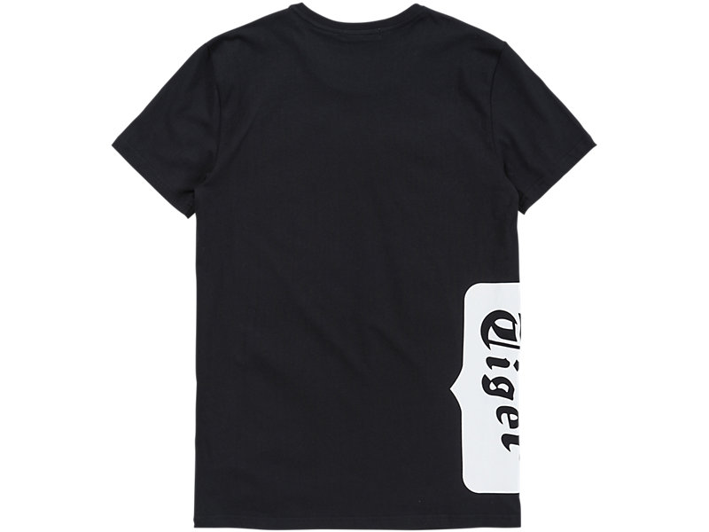 GRAPHIC T-SHIRT BLACK/ WHITE 5 BK