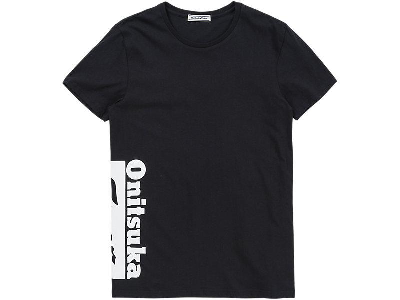 GRAPHIC T-SHIRT BLACK/ WHITE 1 FT