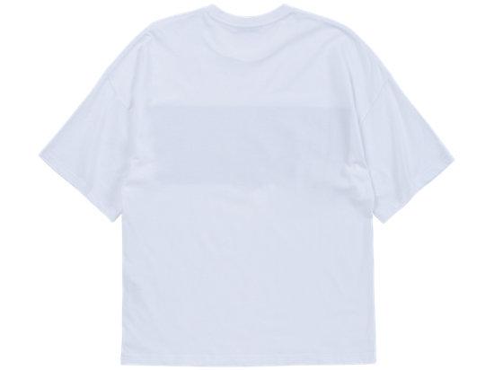 印花短袖 白色/黑色