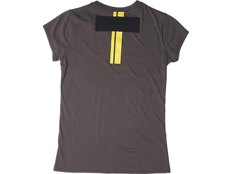 Womens T-Shirt Charcoal 5 BK