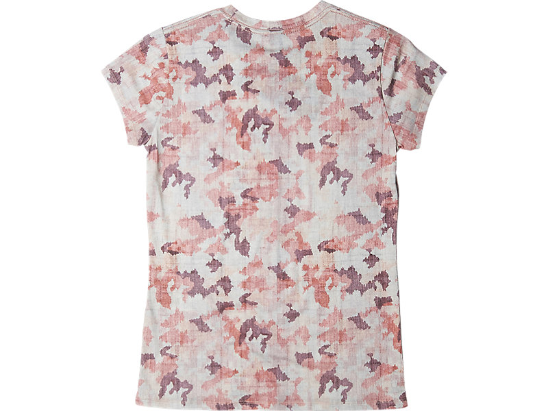 Womens Graphic T-Shirt Pink Camo 5 BK