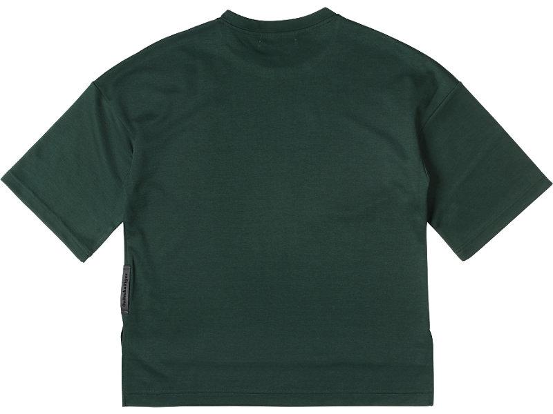 WS SHORT SLEEVE T-SHIRT GREEN 1 BK