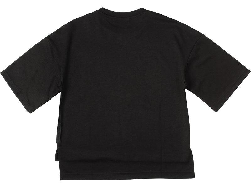 WS SHORT SLEEVE T-SHIRT BLACK 5 BK