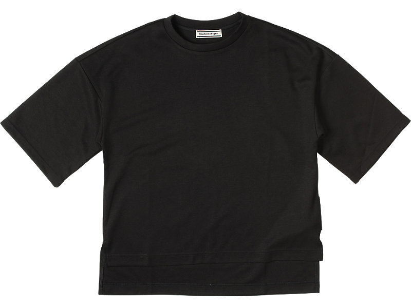 WS SHORT SLEEVE T-SHIRT BLACK 1 FT