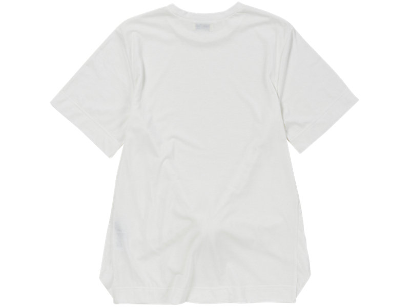 Knotted T-Shirt White 5 BK