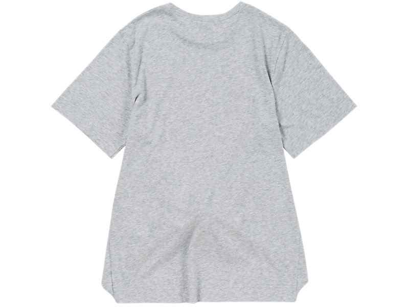 Knotted T-Shirt Gray 5 BK