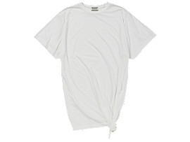WS T-SHIRT, WHITE
