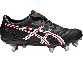 LETHAL WARNO ST 2, BLACK/CLASSIC RED