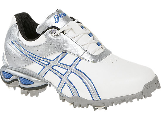 GEL-Linksmaster White/Silver/Carolina Blue 3