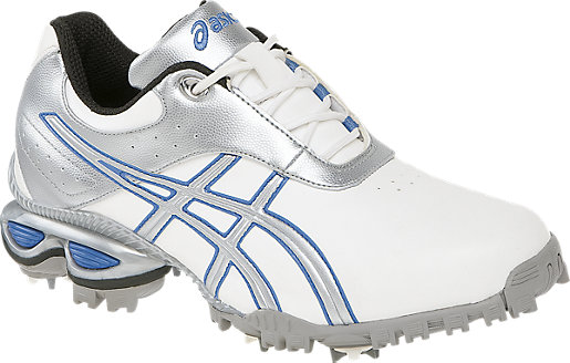 ASICS GEL-Linkmaster  Women's White/Silver/Carolina Blu ZX10311