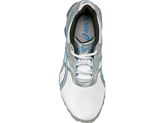 GEL-Linksmaster White/Silver/Carolina Blue 19