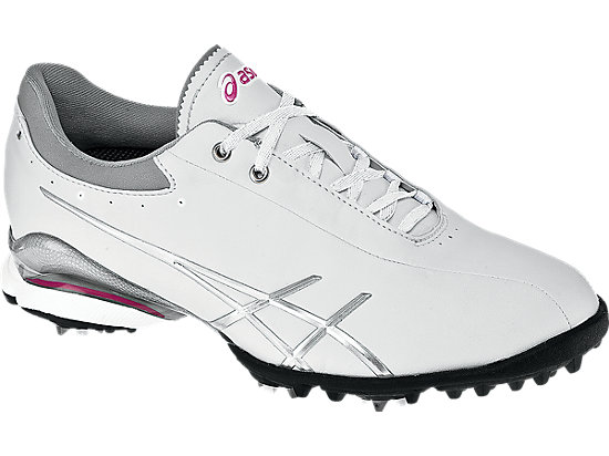Lady GEL-Ace Thea White/Silver 3