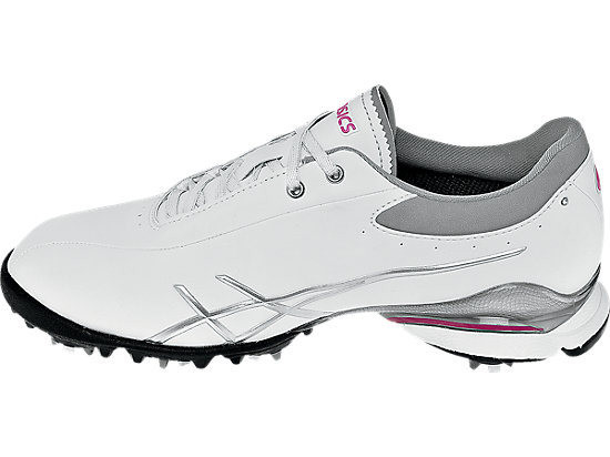 Lady GEL-Ace Thea White/Silver 15