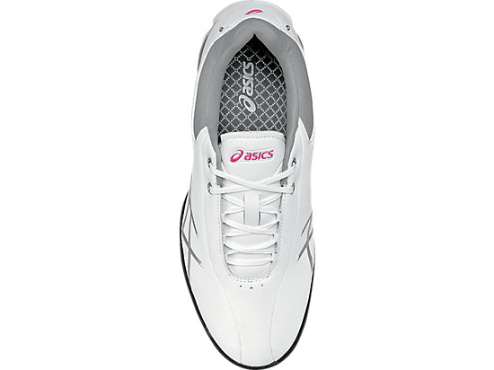 Lady GEL-Ace Thea White/Silver 19