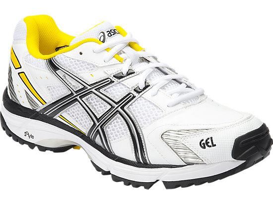 GEL-Hardwicket 5 White / Black / Yellow 3