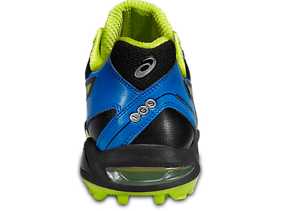 GEL-HOCKEY TYPHOON 2 BLACK/NEON YELLOW/SILVER 23