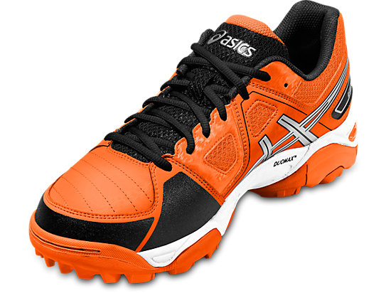 GEL-BLACKHEATH 5 HOT ORANGE/LIGHTNING/BLACK 7