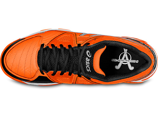 GEL-BLACKHEATH 5 HOT ORANGE/LIGHTNING/BLACK 15