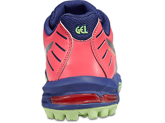 GEL-HOCKEY NEO 3 FLASH CORAL/SILVER/DARKBERRY 23