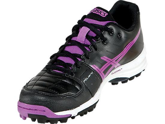 GEL-Hockey Neo 3 Black/Violet/Black 11