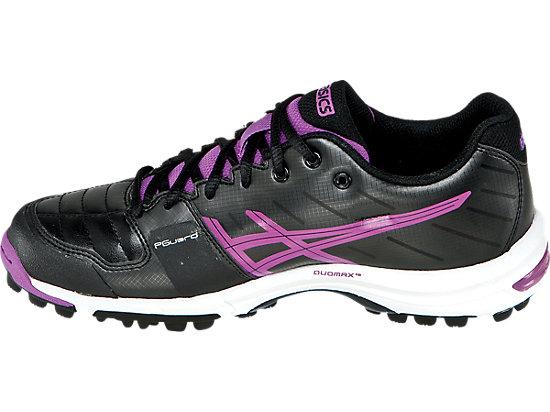 GEL-Hockey Neo 3 Black/Violet/Black 15