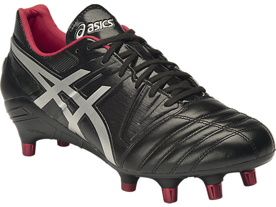GEL- Lethal Tight Five BLACK/SILVER/RACING RED 3