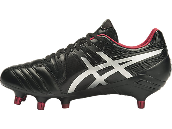 GEL- Lethal Tight Five BLACK/SILVER/RACING RED 11