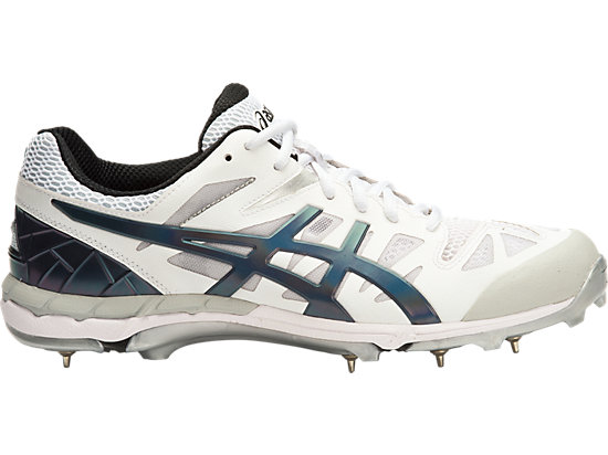 GEL- ODI WHITE/BLACK/SILVER 15