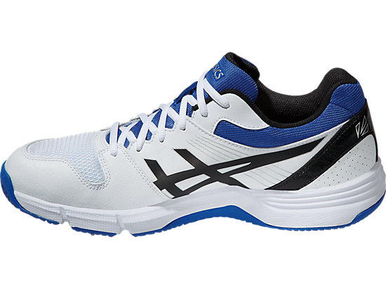 GEL-100 NOT OUT WHITE/ONYX/BLUE 11