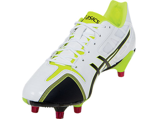 GEL-Lethal Speed White/Black/Flash Yellow 11