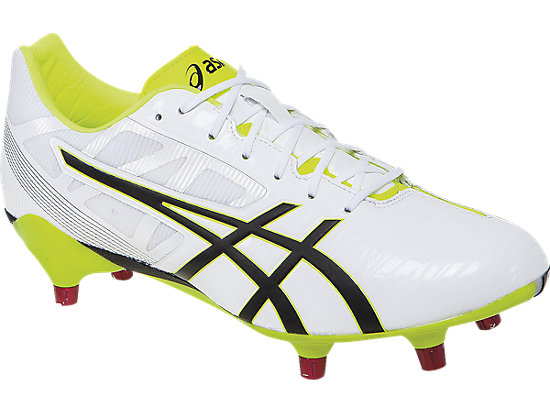 GEL-Lethal Speed White/Black/Flash Yellow 7