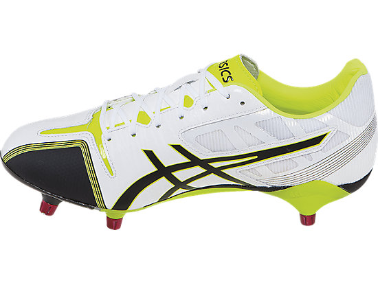 GEL-Lethal Speed White/Black/Flash Yellow 15