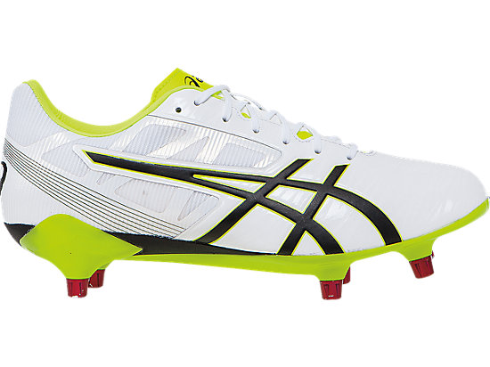 GEL-Lethal Speed White/Black/Flash Yellow 3